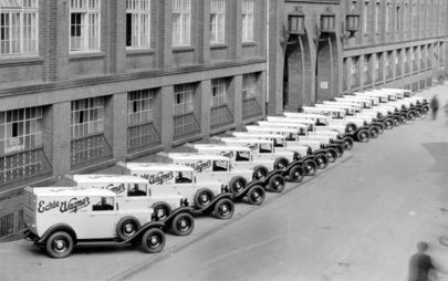 Daily Deliveries Have a 120-Year Tradition at Opel