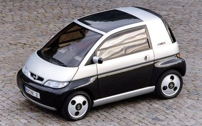 """Opel's First """"Inline Triple"""" Engine Debuted 25 Years Ago in MAXX"""