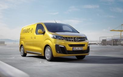Opel Vivaro-e Arrives in 2020: Popular LCV Goes Electric